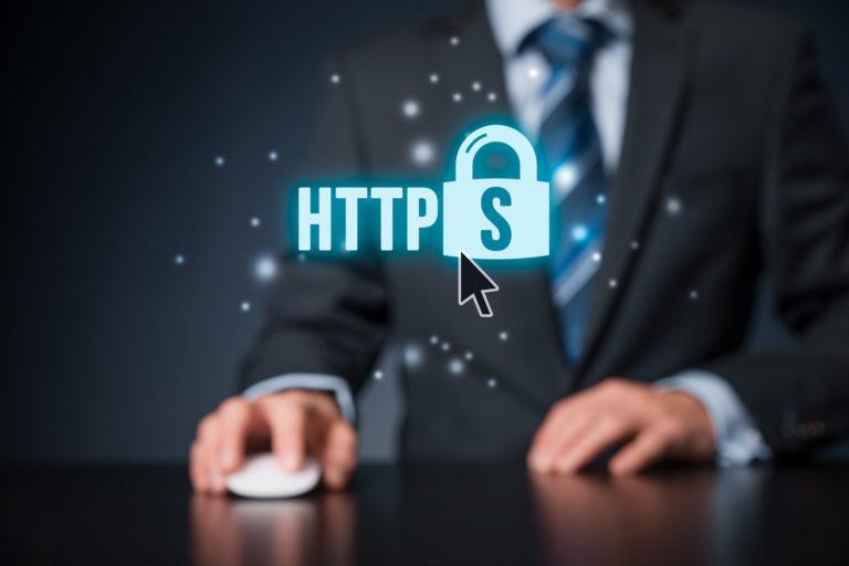 情報管理と保護・安心な通信SSL
